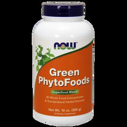 NOW Green PhytoFoods, порошок, 284 г, 1шт.