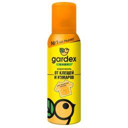 Gardex Baby Аэрозоль от клещей и комаров для детей, аэрозоль, 100 мл, 1шт.