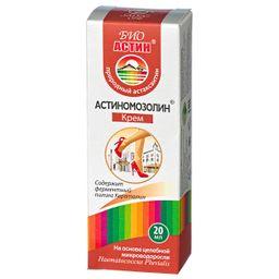 БиоАстин крем Антимозолин, крем, 20 мл, 1шт.