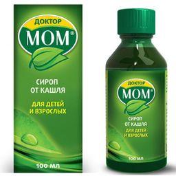 Доктор МОМ, сироп, 100 мл, 1 шт.