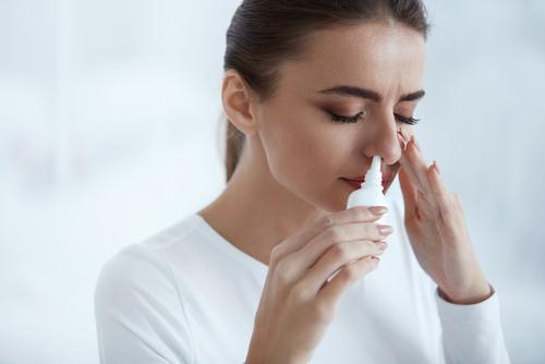 Полидекса - спрей для носа