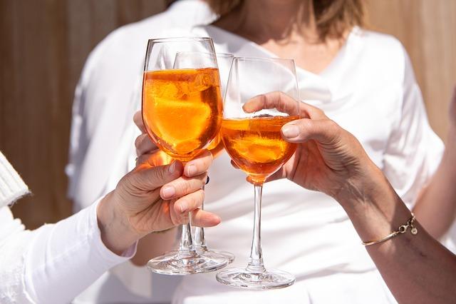 Найз и алкоголь