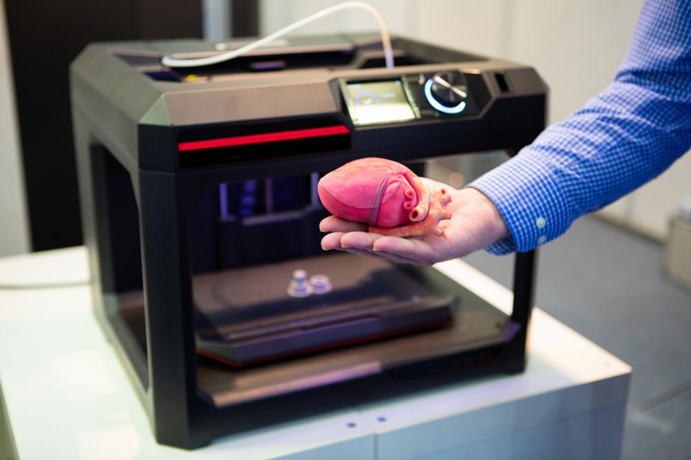 Можно ли распечатать сердце на 3D-принтере?