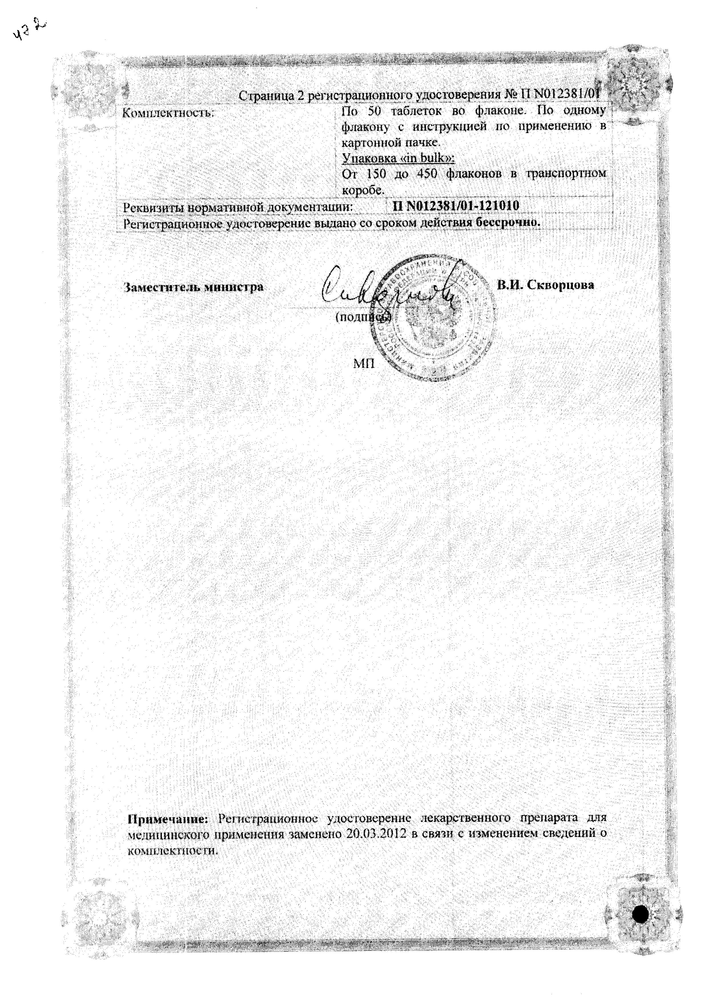 Кеналог сертификат