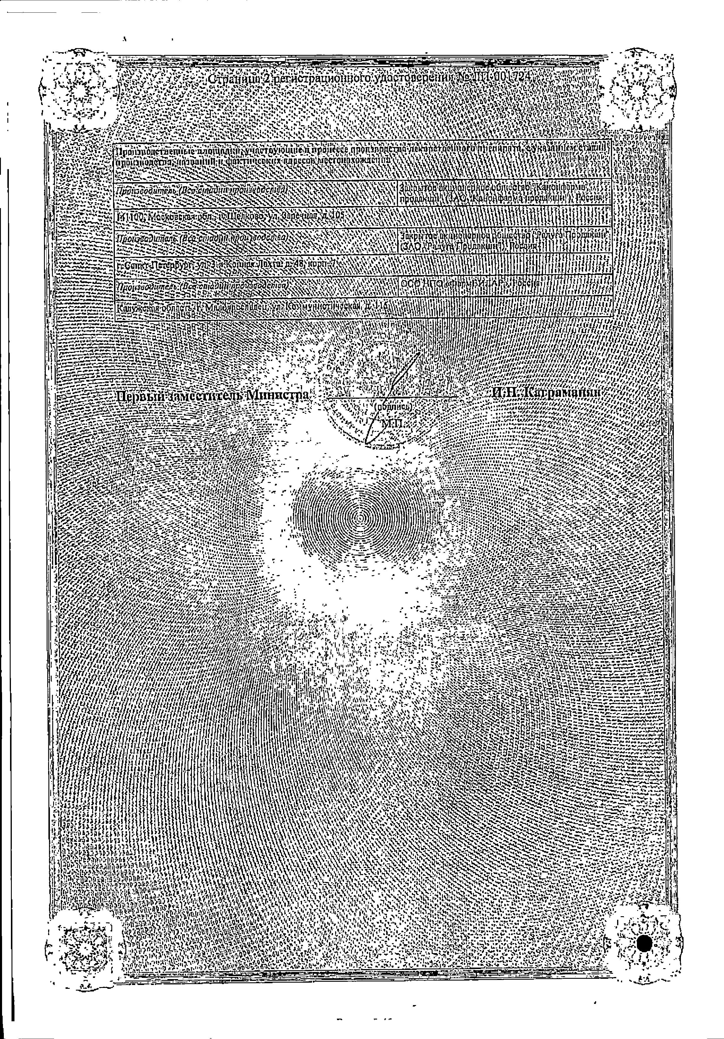 Метформин-Канон