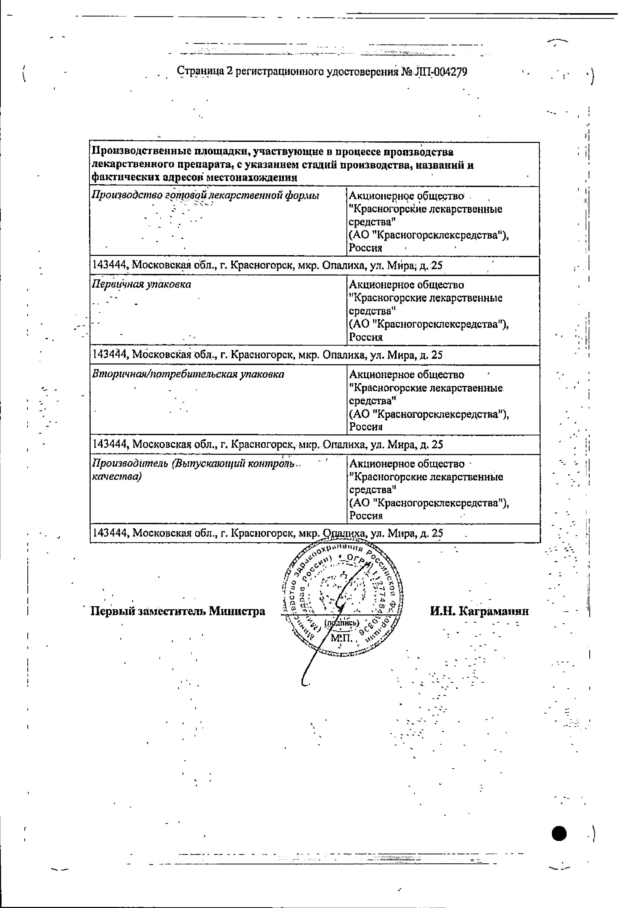 Полыни горькой трава сертификат